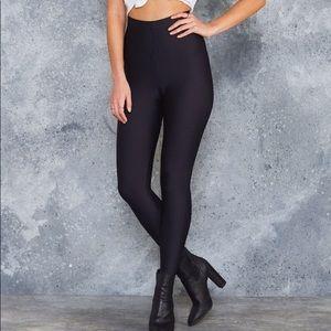 BLACKMILK CLOTHING High Waist Matte Leggings